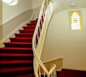 portfolio, trappenhuis, binnenschilderwerk, kleur, alexander, weenink